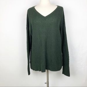 American Eagle Outfitters V-Neck Sweater Size XL